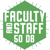 Faculty/Staff 50 DB